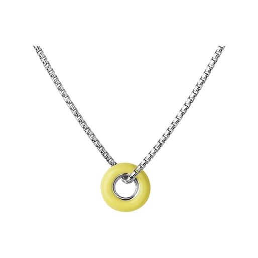 Sweetie Bonbon Childrens Lemon Necklace-