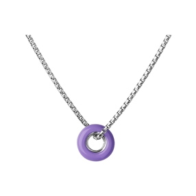 Sweetie Bonbon Childrens Blackcurrant Necklace-