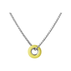 Sweetie Bonbon Childrens Lemon Necklace-