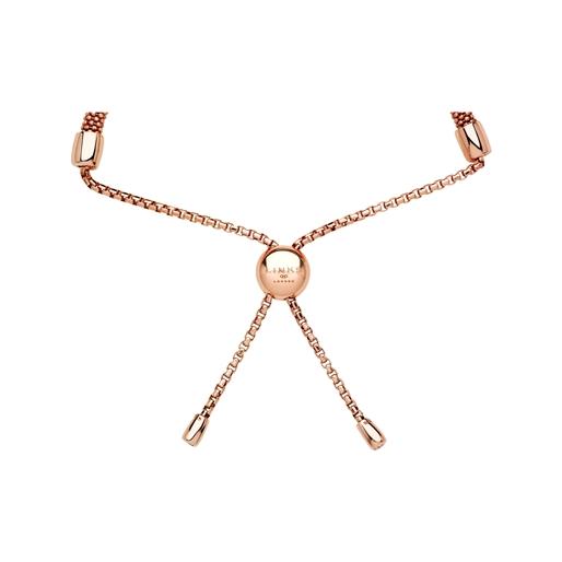 Starlight 18kt Rose Gold Vermeil & Sapphire Square Bracelet-