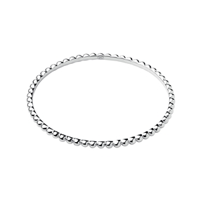Effervescence Sterling Silver Bangle-