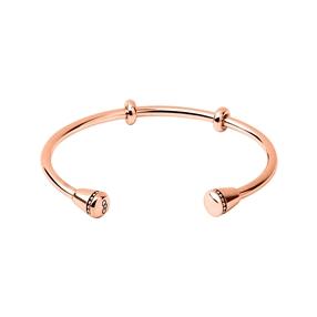 Amulet 18kt Rose Gold Vermeil Charm Cuff-