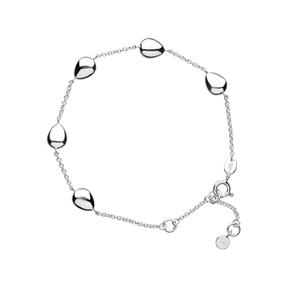 Hope Sterling Silver Bracelet-
