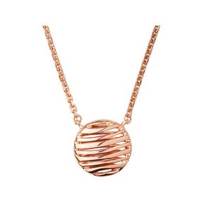 Thames 18K Rose Gold Vermeil Necklace-