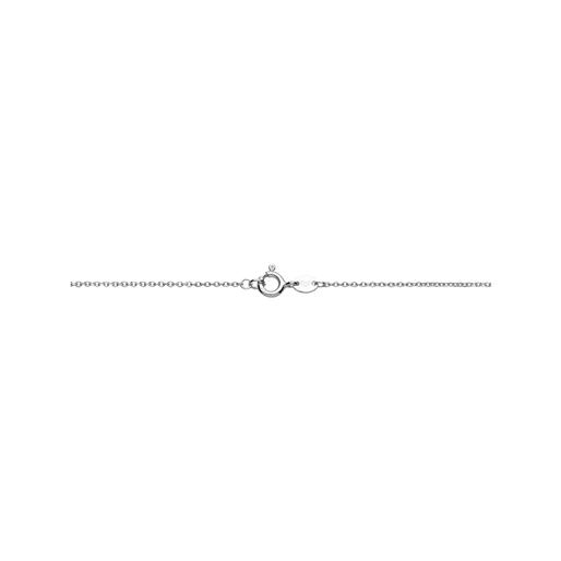 Essentials 1.2mm Cable Chain 45cm απο ασήμι-