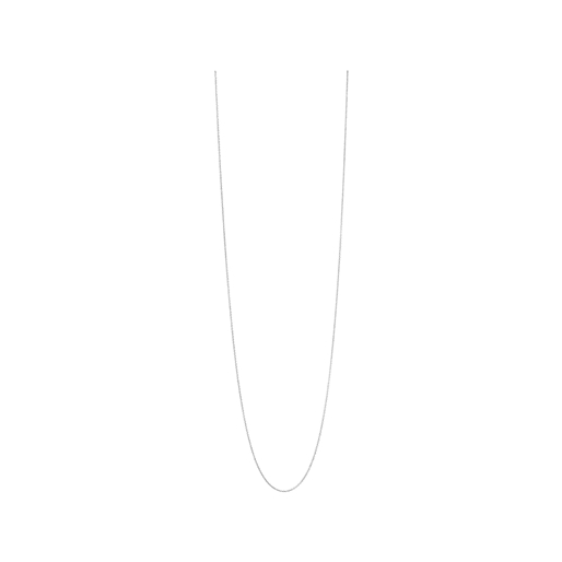 Essentials 1.2mm Cable Chain 80cm απο ασήμι-