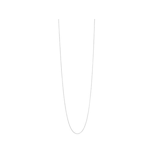 Essentials 1.2mm Cable Chain 80cm απο ασήμι-