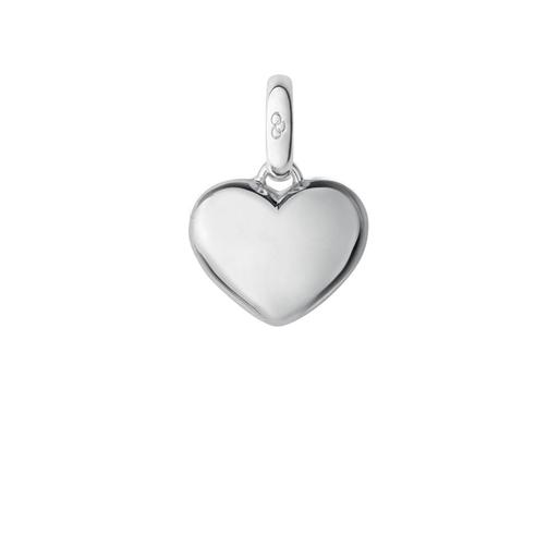 Charm Καρδιά από ασήμι-