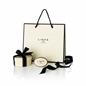 Sterling Silver & Diamond Sugar Cube Charm-