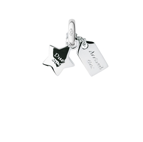 Sterling Silver Mum To Be Charm-