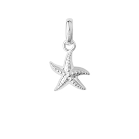 Sterling Silver Starfish charm-