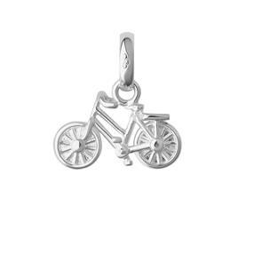 Charm Ασημένιο Ποδήλατο-