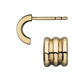 Sweetie 18kt Yellow Gold Stud Earrings-
