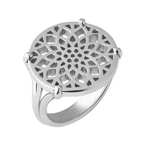 Τimeless Ασημένιο Δαχτυλίδι-