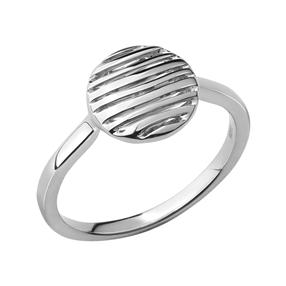 Thames Ασημένιο δαχτυλίδι-