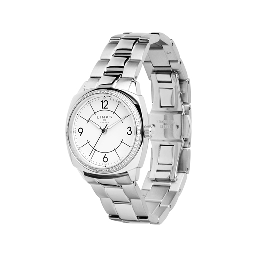 Brompton Womens Stainless Steel Bracelet Watch-