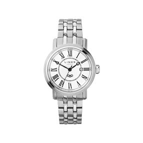 Richmond Γυναικείο ρολόι από ατσάλι και μπρασελέ-
